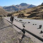 Identifican 45 zonas críticas por peligros geológicos en Huancavelica