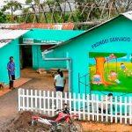Devida invirtió S/136 mil en infraestructuras comunales para Leoncio Prado y Monzón