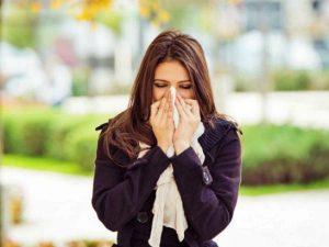 La contaminación del aire provoca rinitis grave