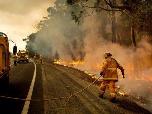 Australia: Cuando el fuego advierte las consecuencias del cambio climático