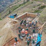 Reiniciarán proyectos de infraestructura de riego en Cusco y Huancavelica