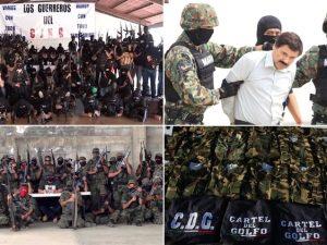 México: Reportan 61 mil personas desaparecidas en lucha contra los narcos