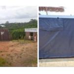 Loreto: Ayuda humanitaria para damnificados por vientos fuertes en Nauta