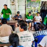 Huánuco: Fortalecerán desarrollo de 32 organizaciones de café, cacao, plátano y peces