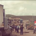 Espinar en paro frente al proyecto Coroccohuayco