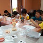 Resaltan importancia de artesanía para inculcar respeto a valores culturales desde la niñez