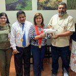 Ministerio Público recibió donación de dron para monitoreo y vigilancia en Madre de Dios
