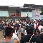 Organizaciones se movilizan contra el Gobierno Regional de Amazonas