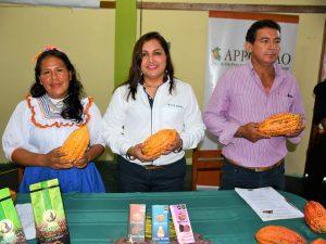 San Martín: Realizan X Encuentro Nacional de Mujeres Productoras de Cacao