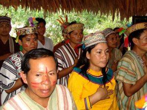Indígenas de América Latina vulnerables al COVID-19