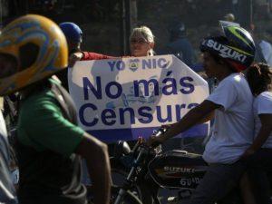 SIP condena censura de plataformas digitales en Nicaragua