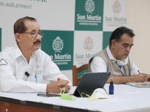 San Martín: Confirman primer caso autóctono de Covid-19