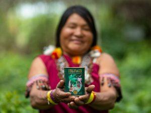 Infusiones nativas Nuwa fueron premiadas en el Latin American Design Awards