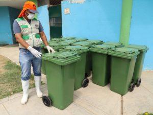 Realizan jornadas de capacitación para el manejo de residuos sólidos