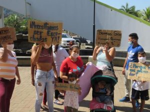 Vraem: Venezolanos piden apoyo por falta de alimentos