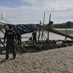 Madre de Dios: Intervienen equipos usados en minería ilegal en Puerto Arturo y en El Pilar