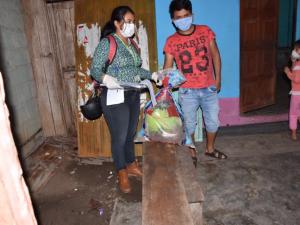 Municipalidad de Leoncio Prado entregó víveres a más de 6200 familias