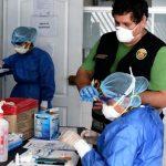 Realizarán pruebas rápidas de Covid-19 a policías de Lima y Callao