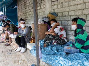 Más de 350 personas se encuentran varadas en Iquitos