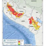 Bajas temperaturas para 84 distritos de la sierra centro y sur