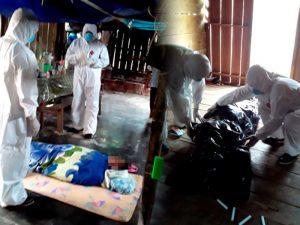 Loreto: Confirman fallecimiento de siete índígenas ticunas por Covid-19