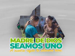 Lanzan campaña solidaria para fortalecer hospitales de Madre de Dios
