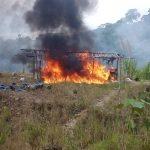 En el estado de emergencia se realizaron 52 operativos contra la minería ilegal