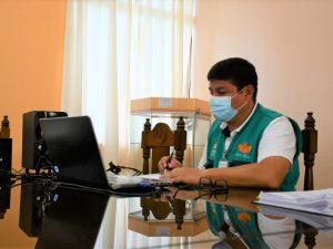 San Martín tiene nuevo presidente del Comité de Gestión Regional Agrario