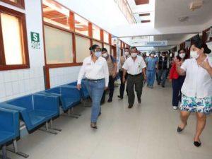 Ministra Muñoz supervisó atención sanitaria en Madre de Dios