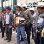 Cusco: Dirigentes sociales de Espinar piden bono humanitario ante COVID-19