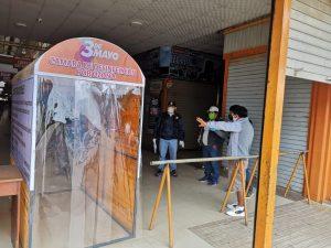 Madre de Dios: Inspeccionan mercado de Puerto Maldonado