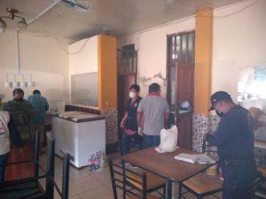 Intervienen pollerías, restaurantes y cevicherías en Puerto Maldonado