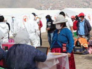 Ancash: Varados regresan tras pasar cuarentena en albergue