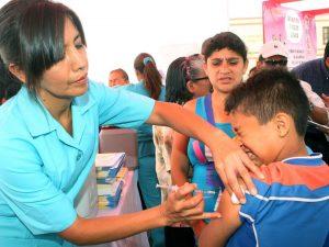 Más de 117 millones de niños no podrían ser vacunados por pandemia