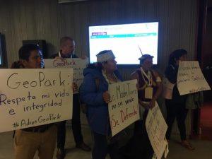 Nación Wampis denuncia penalmente a funcionarios de petrolera GeoPark en Loreto