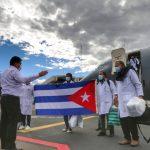 Ayacucho: Arriban médicos cubanos para luchar contra el COVID-19
