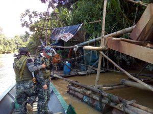 Madre de Dios: Minería ilegal aurífera prosigue durante la pandemia