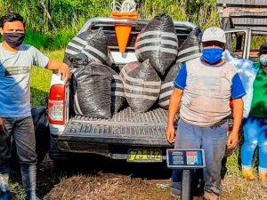 Huánuco: Productores concretan venta de más de ocho toneladas de cacao