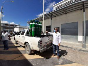 Hospital de Tocache provee de oxígeno a otras provincias de San Martín