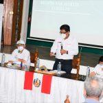 Aseguran puente aéreo para el traslado de oxígeno a hospitales de San Martín