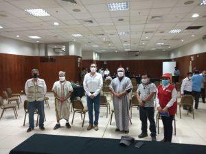 Prometen apoyar gestión de un medio Shipibo-Konibo