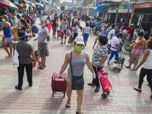 El Perú supera los 200 mil casos de COVID-19