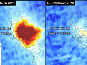 Contaminación del aire de vuelta a la normalidad