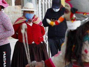 Confirman casi 310 mil casos de COVID-19 en el Perú