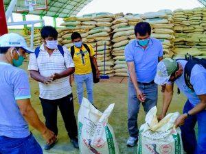 Vraem: Entregan 172 toneladas de abono a cafetaleros