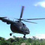 Amazonas: Hoy retoman búsqueda de helicóptero desaparecido en Bagua