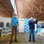 40 concentradores de oxígeno para tres regiones amazónicas