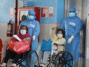 Más de 11 mil fallecidos por COVID-19 en el Perú