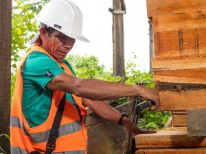Fortalecen capacidades de población amazónica ante reactivación forestal