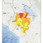 19 distritos de la sierra en riesgo por descenso de la temperatura nocturna